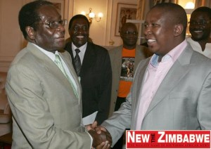 Mugabe, Malema and the future of South Africa
