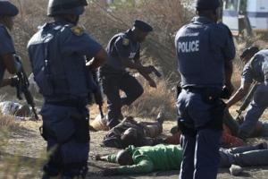 Marikana Massacre 2012