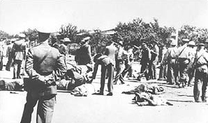 Sharpeville Massacre 21 March 1960
