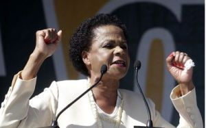Mamphela Ramphele, founder and leader of Agang
