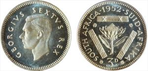 Old pre-decimal tickey