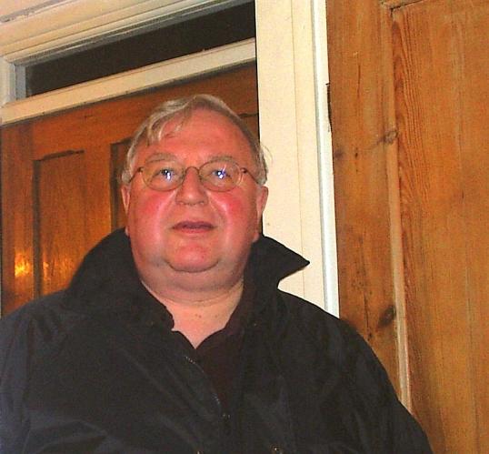 Alec Griffiths, Twickenham. 16 May 2005