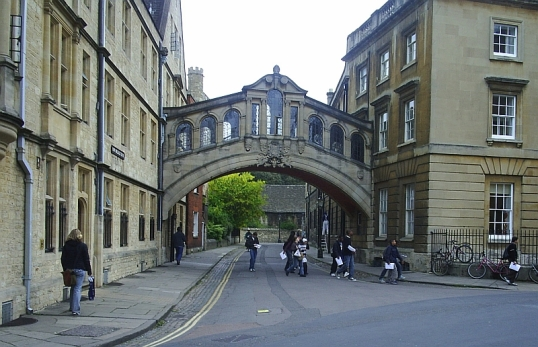Oxford, 18 May 2005