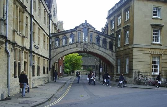 Oxford, 18 May 2005