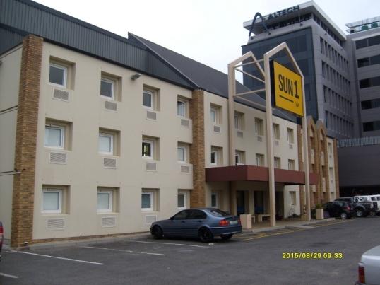 Sun 1 Hotel, Cape Town Foreshore