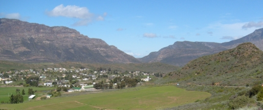 Barrydale, Western Cape