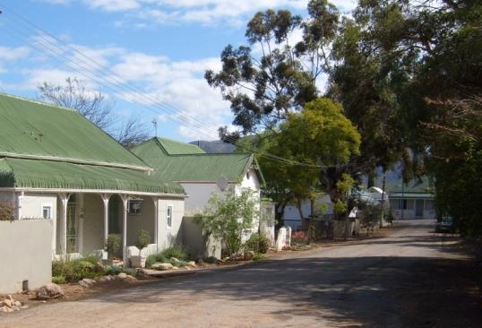 Calitzdorp, Klein Karroo, Werstern Cape