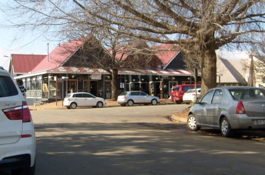 The Gallery on the Square, Clarens