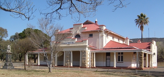 Smithfield Town Hall, Free State