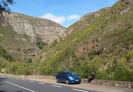 Tradouw Pass, Western Cape