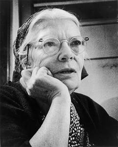 Dorothy Day -- advocate of communitarianism