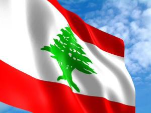 Lebanese Flag, posted on Facebook by Bruce Henderson