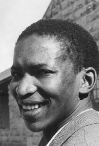 Stephen Pandula Gawe, Modderpoort, July 1964