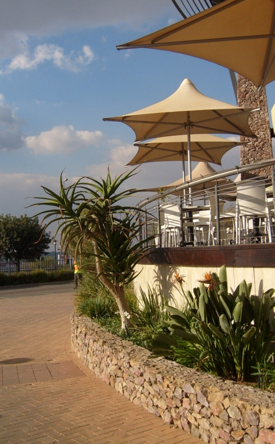 Piatto Restaurand at the Carlsbad Lifestyle Shopping Centre in Midrand