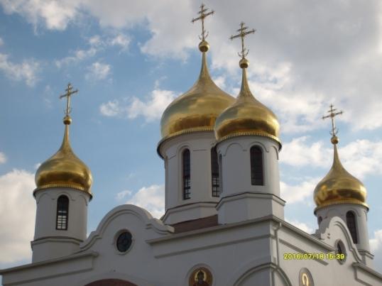 St Sergius Orthodox Church, Noordwyk, Midrand
